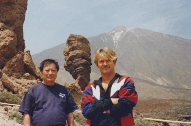 Wong Shun Long and Philipp Bayer