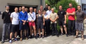 Philipp Bayer Seminar June 2015 @ Ving Tsun Luxembourg.